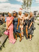 Our lovely influencers at Royal Ascot with KISS