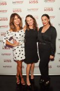 Lizzie Cundy at our Kaz x KISS Launch Party