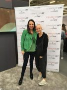 Promoting Laser Lipo with Gail Porter