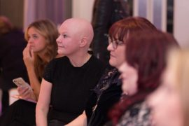 Gail Porter at the ASPR Mother's Day Event