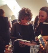 Launch of Dame Joan Collins' Beauty Collection