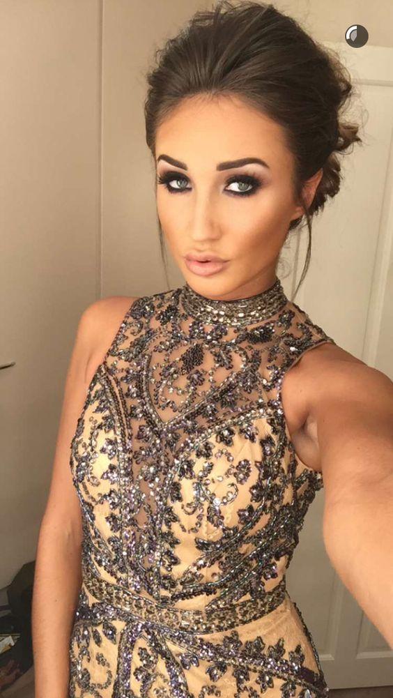 Towie Starlet Megan Mckenna Bargain Beauty Tips Tricks