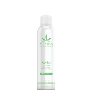 Herbal Workable Hairspray Medium Hold 8 oz.